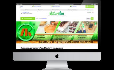 Сайт naturpan.ru